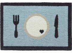 Howler & Scratch - Dinner Plate - Blue