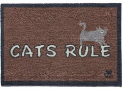 Howler & Scratch - Cats Rule - Dark Brown