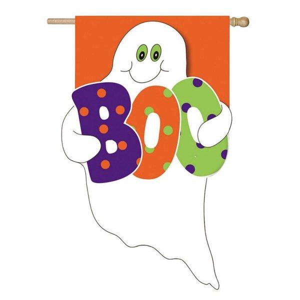 Boo Ghost Flag
