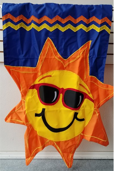 Summer Sunshine Applique