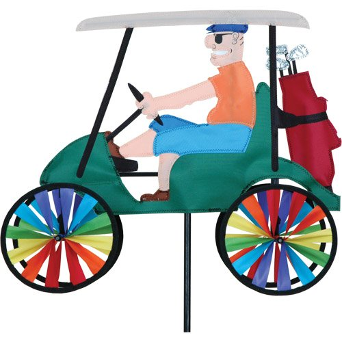 Golf Cart Small Spinner by Premier