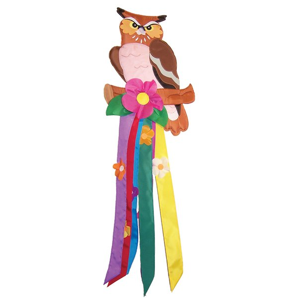 Woodland Owl Windtail