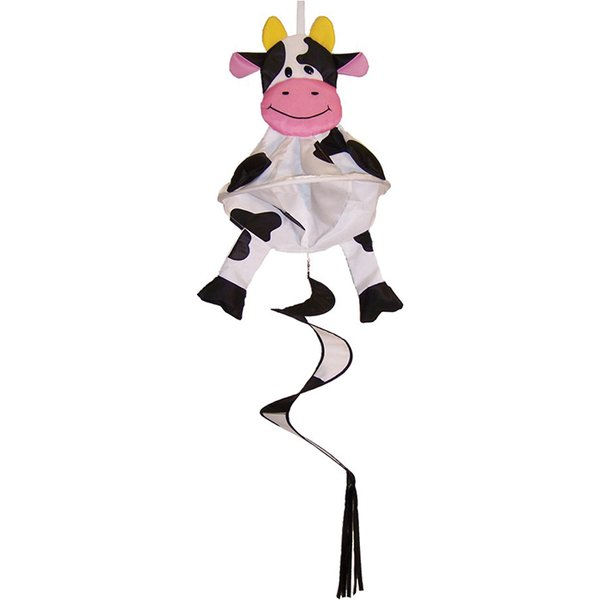 Bessie Cow Spin Friend
