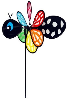 Babybug Butterfly Spinner