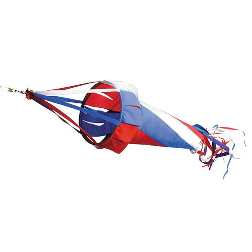 Spinsock by Premier Kites Patriot 60""