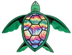 Tye-Dye Turtle by Skydog Kites