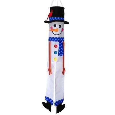 """40"""" LIL SNOWMAN 3D WINDSOCK"""