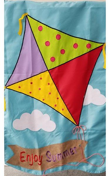 Kite Garden Flag