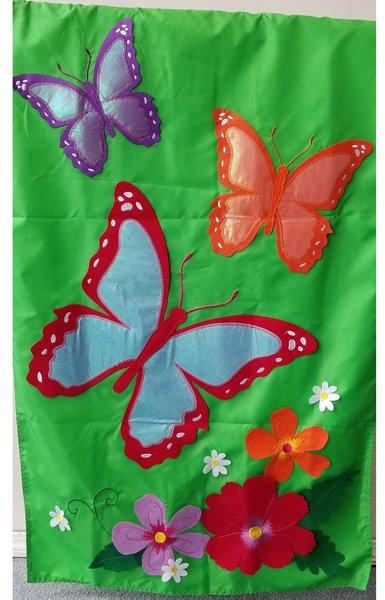 Butterflies Applique
