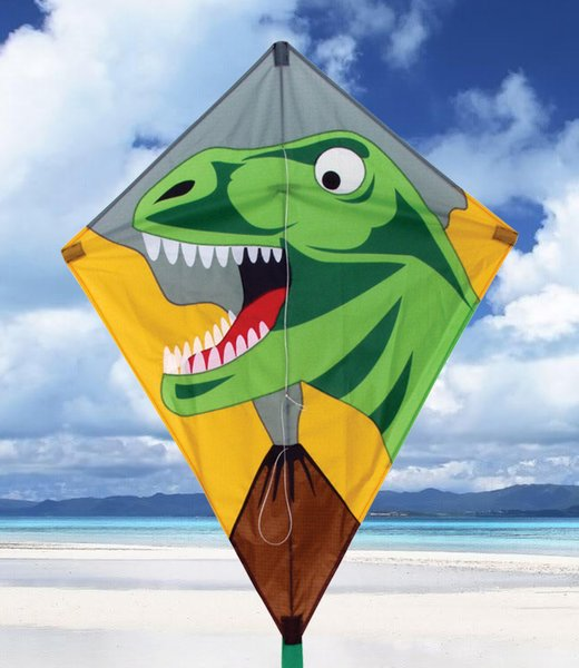 "26"" Dino Diamond by SkyDog Kites"