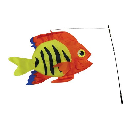 Swimming Flame Fish by Premier