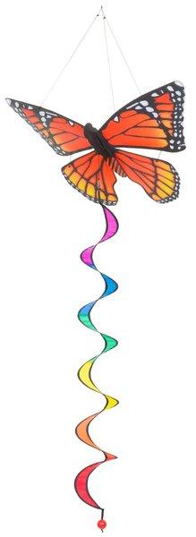 3D Monarch Butterfly Twist  by HQ