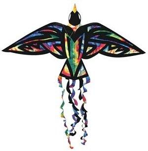 Tye Dye Bird Kite by SkyDog Kites