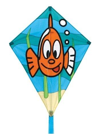 """26"""" Fish Diamond by SkyDog kites"""