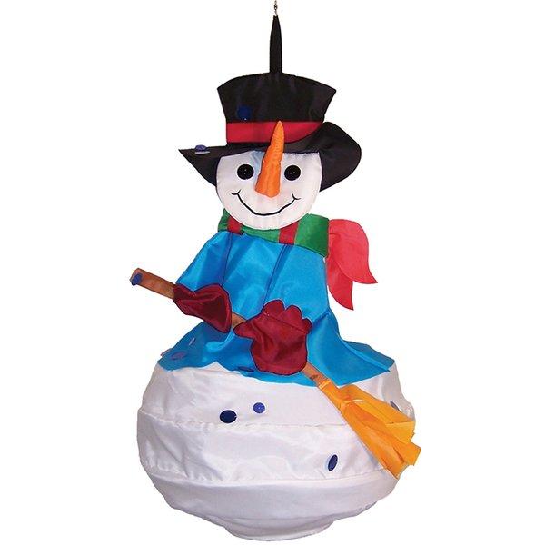 Snowman Wind Friend