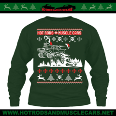 Hotrods Christmas Ugly Sweater-2016