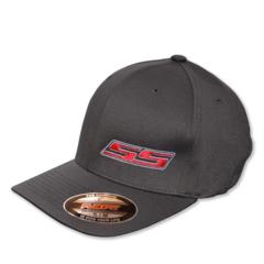 SS - Flexfit (Charcoal/Grey/Red/Grey)