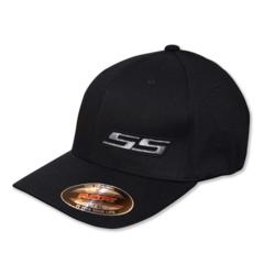 SS - Flexfit (Black/Black/Silver/Black)