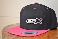 LSX - PINK Stainless Snapback