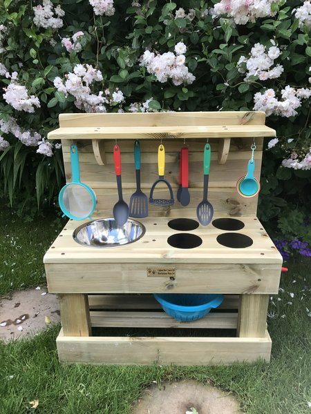 The Mini Mud Kitchen | Mud Kitchens Wales