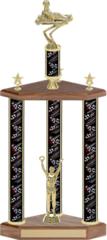Medium 3 Column Trophy