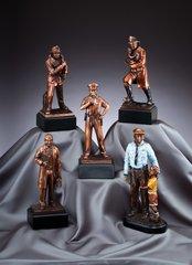 Hero Resin Statues