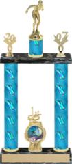 Large 2 Column Trophy