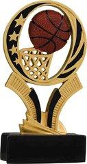 MS Basketball Resin