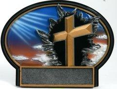 Burst Thru Cross