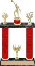Medium 2 Column Trophy