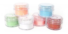 Glitter Pastel Colours