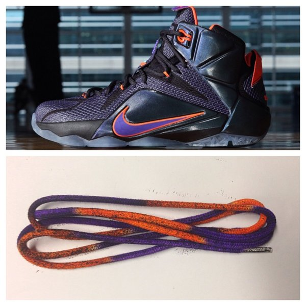 low priced 0c49e c1a15 ... low price lebron 12 instinct laces 19a14 ae667
