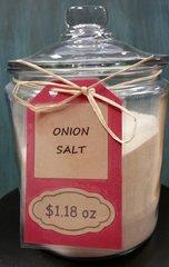 Onion Salt - by the ounce