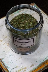 Peppermint Tea - by the ounce