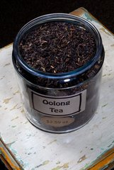 Oolong Tea - by the ounce