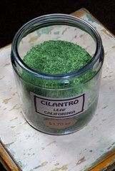 Cilantro Leaf - by the ounce