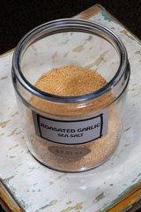 Roasted Garlic Salt - by the ounce