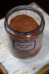 Dutch Cocoa Powder- by the ounce