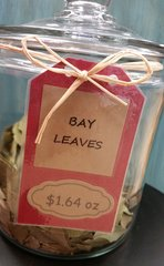 Bay Leaves - by the ounce
