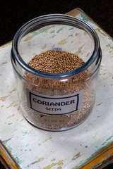 Coriander Seed - by the ounce