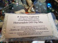 Horseradish Dill Dip Mix