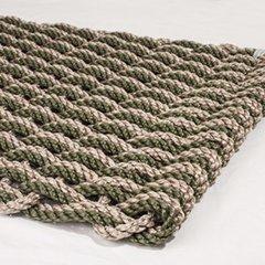 Sand & Olive Doormat