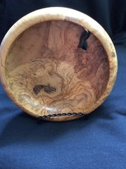 Philby's Creations Olive wood Bowl
