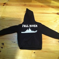 Fall River Youth Hoodie Reflective