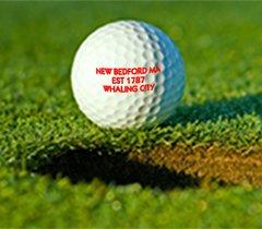 New Bedford Titleist Golf Ball