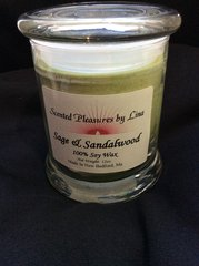 Scents by Lina Sage & Sandalwood