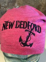 New Bedford Billboard Beanie Fuschia