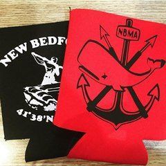 NBMA and New bedford Koozie Set