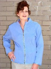 Slimming Jacket seminar (you tube how to video)