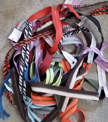 SUMMER SALE ON GRAB BAG OF ZIPPERS!  A BAKERS DOZEN !